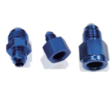 Picture for category AN Reduction Fitting - Blue Aluminum