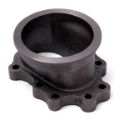 """Picture of 5 bolted flange for GT2860 and GT2871 turbo - V-band - 3""""/76mm."""