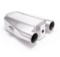 """Picture of Water to Air Intercooler 2½ """"- Water to air"""