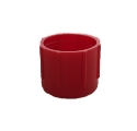 Picture of AN Plastic Plug - Red