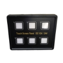 Picture of Touch Screen Panel - 6 channel with thermal protection