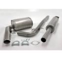 Picture of Volvo V70 2.4 - Simon's exhaust