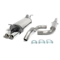 Picture of Audi A3 / VW Golf 4 / New Beetle - Simons catback exhaust