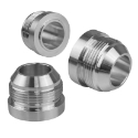 Picture of Welding Nipples - Aluminum, Stainless & Steel