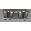 Picture of SAAB 99/900 manifold for dampers - DCOE