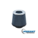 Picture of High performance open funnel air filter - Vibrant Performance