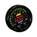 Picture of AEM X-Series Boost/Fuel Pressure Gauge - 30-0309