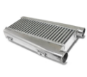 """Picture of Intercooler 2.5 """"- Same side - Bar and plate"""