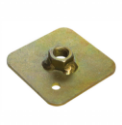 Picture of Anchor plate for braces