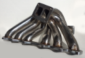 Picture of Toyota 2JZ-GTE turbo manifold - T4 split