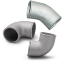 Picture of Aluminum bends - Molded