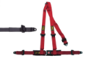Picture of 3-point harness with Central Release