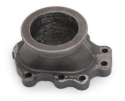 """Picture of 5 bolted flange for GT2860 and GT2871 turbo - V-band - 2½ """""""