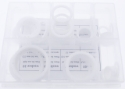 Picture of Washer set - 9,8 to 33,5mm. - Teflon