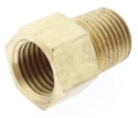 """Picture of 1/8"""" NPT -> Inverted M10x1 fitting"""