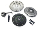 Picture of Darkside Billet Single Mass Flywheel (SMF) & Clutch Kit for VW 02M 6 Speed