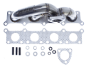 Picture of Stainless steel turbo manifold for 1.8T - Longitudinal