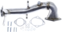 Picture of Downpipe for 1.4 TSI - Stainless steel