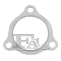 Picture of Gasket for Downpipe AUDI A4 B7 2.7, 3.0 TDI (outtake)