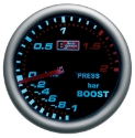 Picture of Autogauge Charge Pressure - Smoke