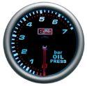 Picture of Autogauge Oil Pressure Gauge - Smoke