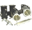 Picture of 8 cyl. Damper housing incl. Fuel Rail - Jenvey