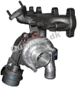 Picture of 713673-9006S - Turbo Original Garrett turbocharger