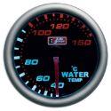 Picture of Autogauge Water Temperature Meter - Smoke