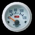 Picture of Autogauge Water Temperature Meter - White