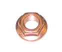 Picture of Copper nut 8mm.