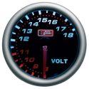 Picture of Autogauge Voltmeter - Smoke