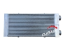 """Picture of Intercooler 3"""" Two pass design - Bar and plate"""