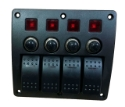 Picture of Waterproof ignition panel