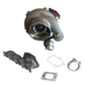 Picture of VAG 1.8T - TOP mount Exhaust Turbokit