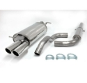 Picture of VW Golf 4 - Simon's exhaust