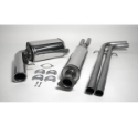 Picture of Volvo V70N Turbo 2WD 01-5 / 04 - Simon's exhaust