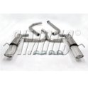 Picture of Opel Insignia Estate / Estate 2wd 2.0 diesel 81/96/118 kW - Simons catback exhaust