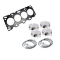 Picture of Volvo B230ET / FT / GT - Wiseco pistons, Cometic gasket