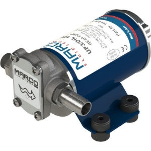Picture of Marco Oil Gear Pump UP16 / OIL - 26 liters per minute. - 12 volts