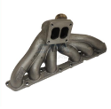 Picture of Toyota 2JZ-GE T4 Twin Scroll turbo manifold