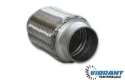 """Picture of 2 """"flex pipe - length 101.6mm"""