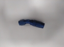 Picture of 30gr. AN fitting - Blue - High flow
