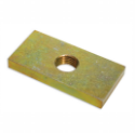 Picture of Anchor plate for braces - 6mm.
