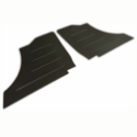 Picture of E36 Cooupe Rear Door Panels - Alu