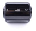 Picture of Gasoline filter - High flow - Length 70mm. - Black