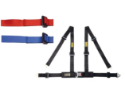 Picture of 4-point harness with Central Release