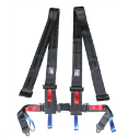 """Picture of 3 """"4-point harness"""