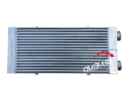 """Picture of Intercooler 2.5 """"Two pass design - Bar and plate"""