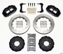 Picture of BMW E36 Narrow Superlite 6R Brake Kit - BLACK
