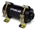 Picture of Fuelab Prodigy High Flow Carb In-Line Fuel Pump w / External Bypass - 1800 HP
